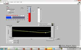 temperature control labview youtube