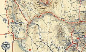 map us highway route 66 arizona route 66 maps
