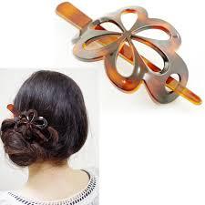 hair clasp viviva beauty and accessory rakuten global market stick flower