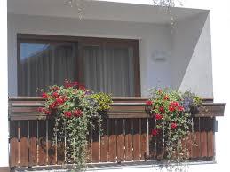 geranien balkon balkon mit geranien hotel innerhofer in gais holidaycheck