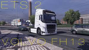 volvo truck dealer portal ets 2 volvo fh 13 euro truck simulator 2 youtube