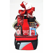 chicago gift baskets go bulls chicago bulls gift basket