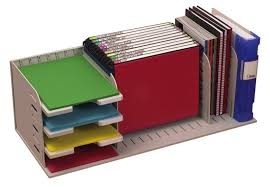 File Desk Organizer How To Organize Your Office Hirerush