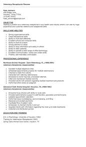 Receptionist Resumes Samples by Free Sample Receptionist Resume