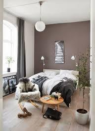 chambre marron couleur la chambre conseils et astuces côté maison