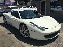 Ferrari 458 All Black - 2012 ferrari 458 italia dream cars sales u0026 leasing