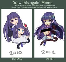 Draw It Again Meme - draw it again meme by takoballs on deviantart