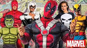 Marvel Halloween Costume Marvel Comics Halloween Costumes Wholesale Prices