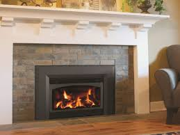 natural gas fireplace inserts decorating ideas contemporary