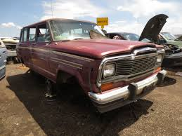 1970 jeep wagoneer for sale junkyard find 1981 jeep wagoneer the truth about cars