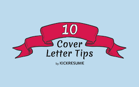 10 tips on how to write a cover letter that will help you get hired