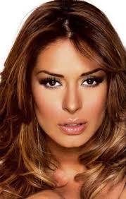 best hair color for mexican women galilea montijo beautiful latina actress beautiful latina
