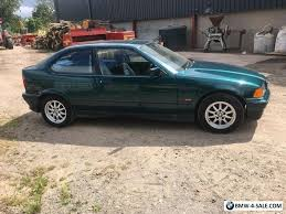 bmw e36 316i compact 1996 compact 316 for sale in united kingdom
