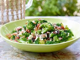 food network thanksgiving sides broccoli salad recipe trisha yearwood food network