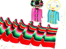 mexican fabric yards papel picado banners mexican fiesta decorations