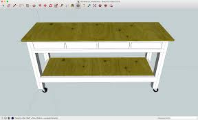 free plans for building a moveable workbench a lesson learned