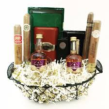 cigar gift baskets chagne chagnelifelv