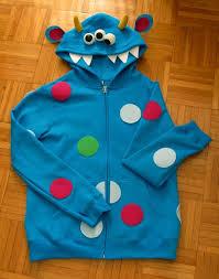Toddler Monster Halloween Costume 25 Monster Costumes Ideas Cookie Monster