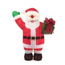 Christmas Decoration With Santa Claus by Santa Christmas Yard Decorations Outdoor Christmas Decorations