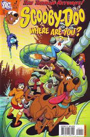 scooby doo dc comics scoobypedia fandom