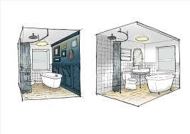 interior design for beginners bathroom interior design sketches datenlabor info