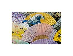 decorative fans the story of japanese folding fans kcp international
