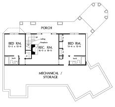 craftsman floor plan craftsman style house plan 4 beds 4 baths 2896 sq ft plan 929 970