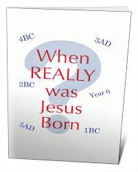 jesus was really born information