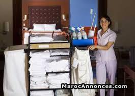 femme de chambre recrutement recrutement des femmes de chambre offres emploi 16h23 14 03 2018