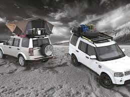 lr4 land rover 2017 front runner land rover lr3 lr4 slimline ii 3 4 roof rack