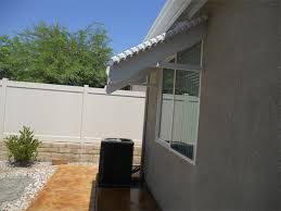 Used Mobile Home Awnings M U0026m Home Supply Your Source For Pergolas Lattices Shades And More