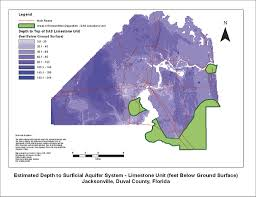 Map Of Jacksonville Florida by From Paper Maps To Accessible Gis Data