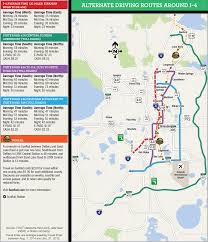 Sarasota Zip Codes Map by Alternate Routes I 4 Ultimate