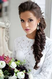 marriage bridal hairstyle best 25 fishtail braid wedding ideas on pinterest wedding