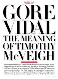 The Meaning Of Vanity The Meaning Of Timothy Mcveigh Vanity Fair