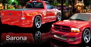 custom 99 dodge ram dodge dakota truck kit 1997 2003 1190 00 manufacturer