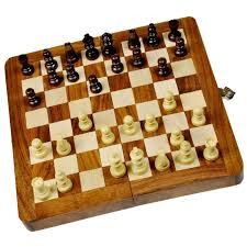 Buy Chess Set Buy Designer Wooden Chess Board Handicraft Gift 115 Online Best