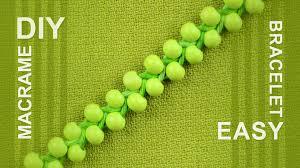bead string bracelet images Super easy fast and cool beaded friendship bracelet jpg