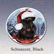 62 best schnauzer ornaments images on