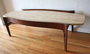 Asian Coffee Tables by Table Mid Century Modern Surfboard Coffee Table Cabin Dining