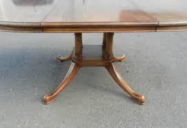 Oak Pedestal Table Antique Furniture Warehouse Well Designed Georgian Styled Oval