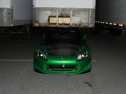 new color on an s2k samba green pearl s2ki honda s2000 forums