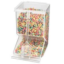 wall mounted dry food dispenser cereal dispenser dry food dispenser