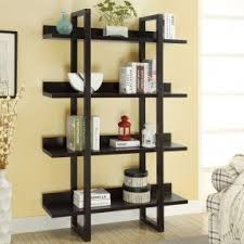 Four Shelf Bookcase 4 Shelf Bookcases Foter