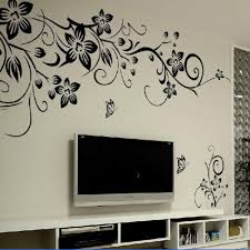 popular decorative stikers buy cheap decorative stikers lots from flower wall stikers home decor drop shipping china mainland