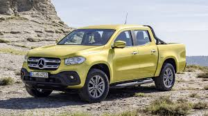 mercedes pickup truck video mercedes benz unveils its first pickup but it u0027s not coming
