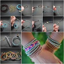 bracelet wrap diy images How to diy chic wrap bracelet fab art diy jpg