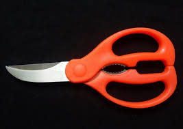 kitchen scissors poultry shears stainless steel chicken chopping