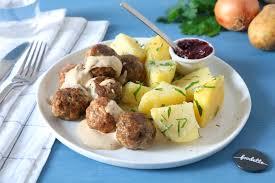 cuisiner des boulettes de boeuf boulettes de boeuf à la suédoise la recette de boulettes de