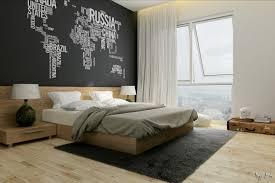 black walls in bedroom bedroom black feature wall interior design ideas